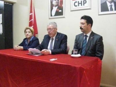 CHP, 17 Mart günü Raif Dinçkök Merkezinde toplanacak