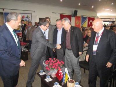 Türkiye-Bosna Hersek milletlerinin kardeşliğini ilelebet sürecektir