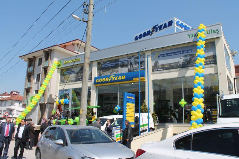 Dünya liderleri markaların Yalova şubesi açıldı