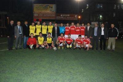 2. Rektörlük Kupası Başladı