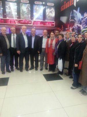 ÇELEBİ'DEN, POLİS TEŞKİLATINA ZİYARET