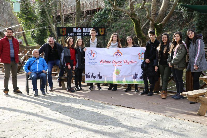 İletişim Lisesi'nden Bursa'ya proje gezisi