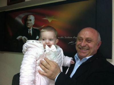 Topçular, 'Türk İslam alemi olarak bayram günlerine kavuşmanın mutluluğunu yaşıyoruz'