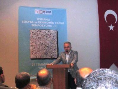 Osmanlı Sosyal ve Ekonomik Tarihi Sempozyumu gerçekleşti