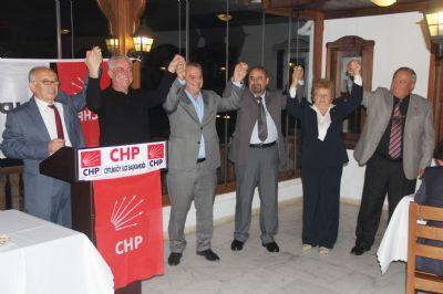 CHP Çiftlikköy'de Birlik Mesajı