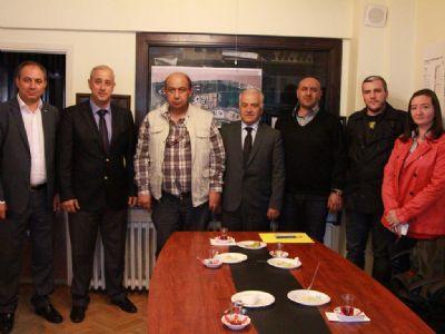 YTSO'dan Gültekin'e ziyaret