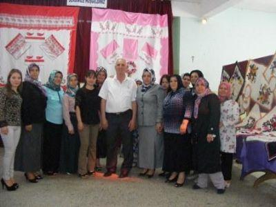 Taşköprü sergisi, yoğun katılımla gerçekleşti