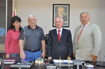 Azerbaycan Cumhuriyeti Eski Başbakan Yardımcısının Ziyareti