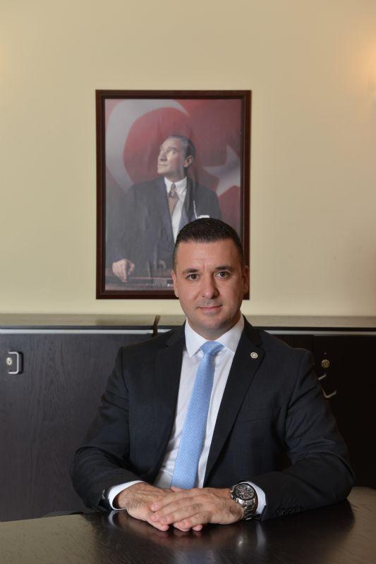 Bağatar, 'Güçlü iş insanı, güçlü şehir, güçlü ekonomi ve güçlü ülke'