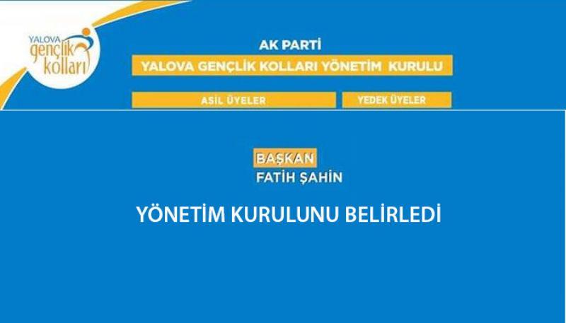 AK Parti Gençlik Kolları'nda yeni başkan