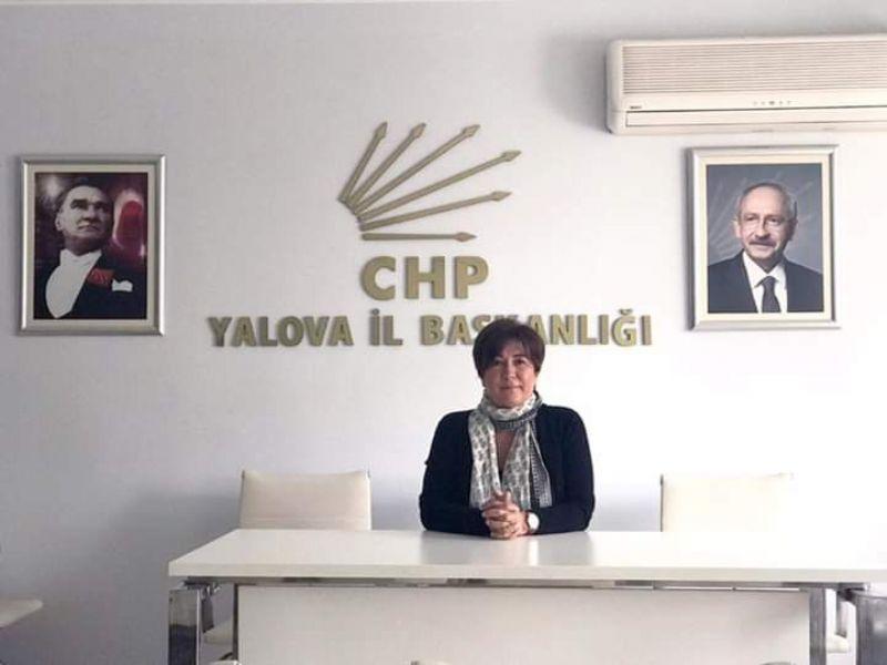 CHP İl Başkanı Nur Koçak'tan öğretmenlere mesaj var