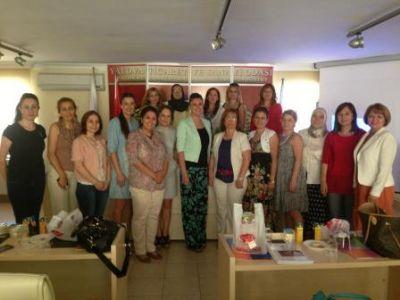 Yalova ve Orhangazi Kadın Girişimciler Kurulu Buluşması
