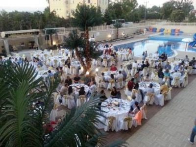 Nömayg otoyol yatırım ve işletme çalışanları, Elegance Resort Otel'de bir araya geldi