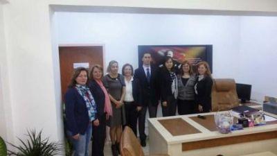 Kadın Girişimciler Kurulu İşkur Müdürünü Ziyaretinde Etti