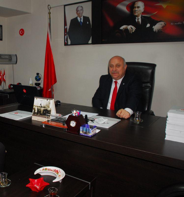 YTSO'dan TOBB Başkanı Hisarcıklıoğlu'na Ziyaret