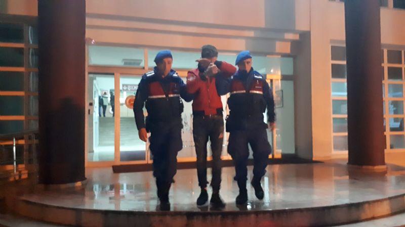 Hırsızlar 3. soygunlarında yakalandı