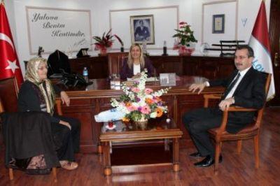 Pehlivan'dan Karakoyun'a Ziyaret