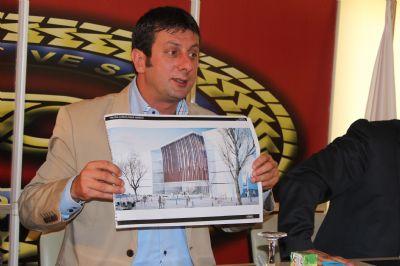 Sarıoğlu,'YTSO odası yoktu, sanki Celal Özel'le kuruldu'