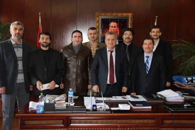 Başkan Dağ'dan Suriye Kampanyasına Destek