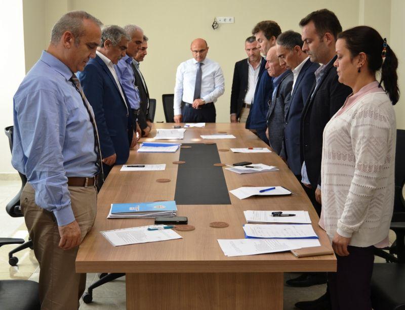 Altınova'da Kasım Meclisi başladı