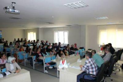 Yalova Üniversitesi Çınarcık Meslek Yüksekokulu, Kariyer Günlerinin 3. etkinliği düzenlendi