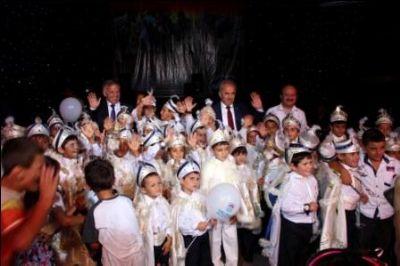 Yalova Belediyesi Toplu Sünnet Şöleni Salı Günü Gerçekleşecek