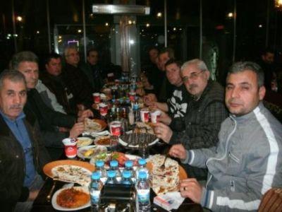 CHP  Altınova İlçe Örgütü,  bir araya geldi