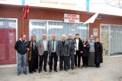 Dağ'dan Kızılay'a Ziyaret