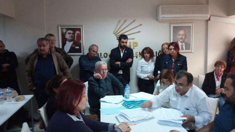 CHP'de Delegeler Belirlendi