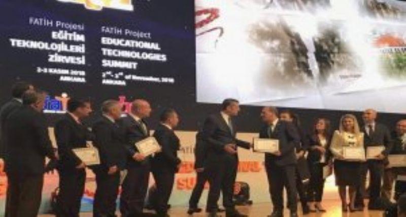 Eğitimde Yenilikçilik Ödülleri'ne Yalova damgasını vurdu