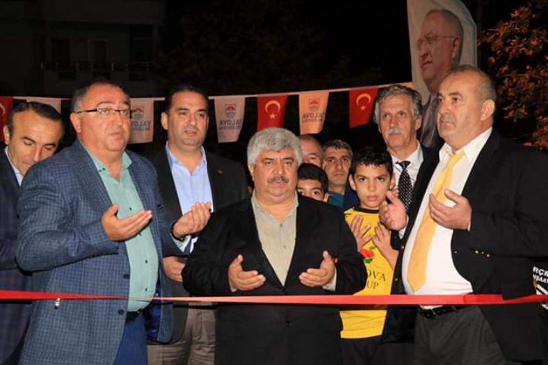 Yeşilovaspor'un tesis açılışı görkemli oldu