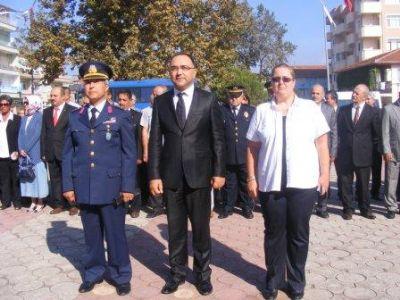Gaziler Günü Çiftlikköy'de törenle kutlandı