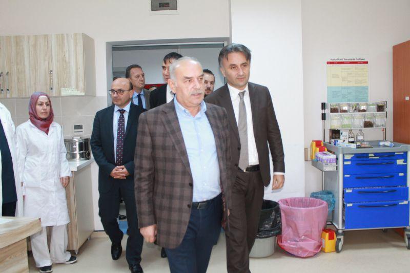 Altınova Devlet Hastanesi'ne statü değişikliği müjdesi