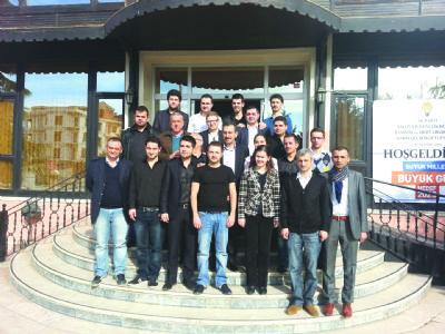 AK Partili gençler, Yalova'da buluştu
