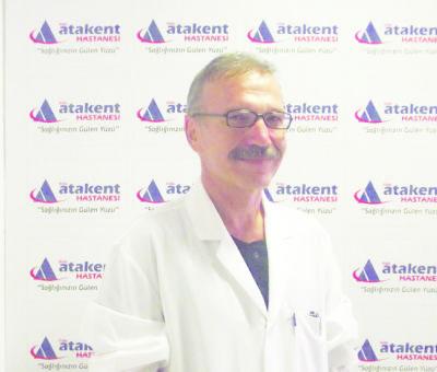 Dr. Sinan Gültekin  Özel  Atakent Hastahanesi' nde