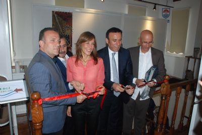 Yalova Sanat Bienali Sergisi Açıldı