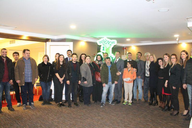 YTSO yönetiminden, Coşkun'a ziyaret