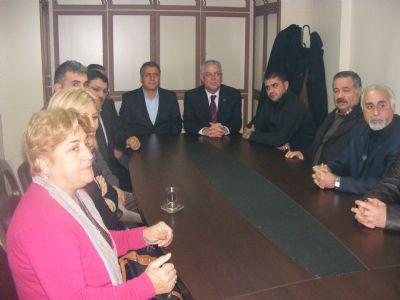 MÜSİAD'tan CHP'ye  Ziyaret