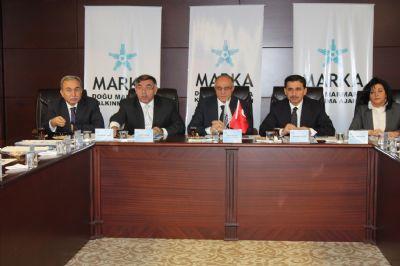 MARKA, Yönetim Kurulu Toplantıs'ı, Kocaeli'de yapıldı