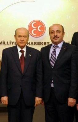 MHP Çiftlikköy adayı Rıfat Erbil'den dobra açıklamalar