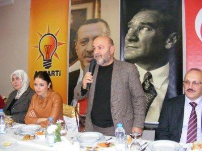 Yalova Ak Parti Teşkilatı, 10 Ocak Çalışan Gazeteciler Günü'nü kutladı