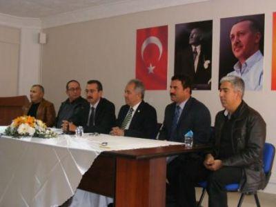 AK Parti'den Yalova Garden Açıklaması