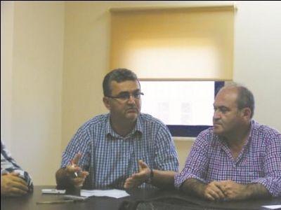 Arıtma Tesisleri'nde bilgilendirme toplantısı gerçekleşti