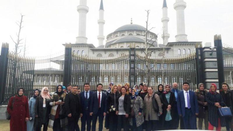 Yalova'lı kadın çiftçiler Ankara'da Milli Tarım Ruhuyla buluştu