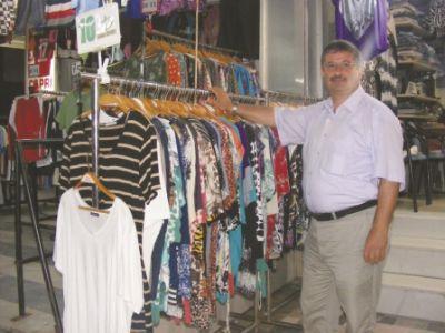 Çınarçık Export mağazası farklı konsept ve özgün giyimlerle, Çınarçıkta tek adres