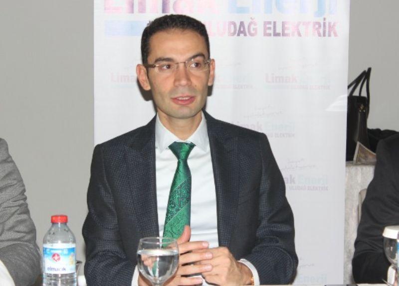 Limak Enerji Uludağ Eletrik, basın açıklamasında bulundu