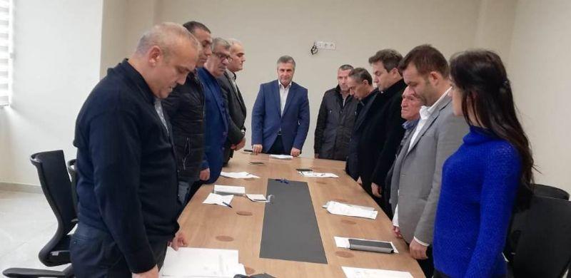 Altınova'da Aralık Meclisi başladı
