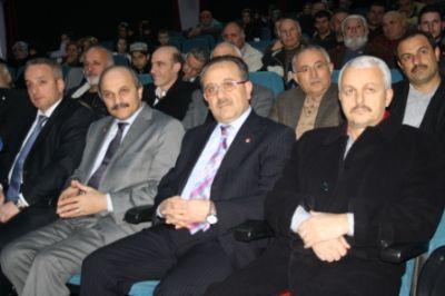 Saadet Partisi'nin Konferansı gerçekleşti