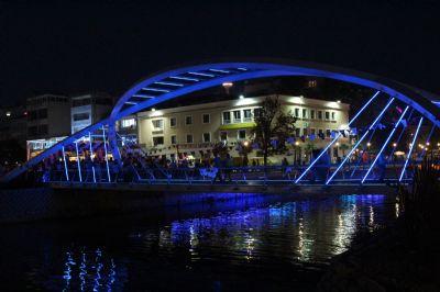 Ak Şemsettin Köprüsü(AŞK Köprüsü), Yeni Mendirek ve Yürüyüş Yolu Hizmete Girdi