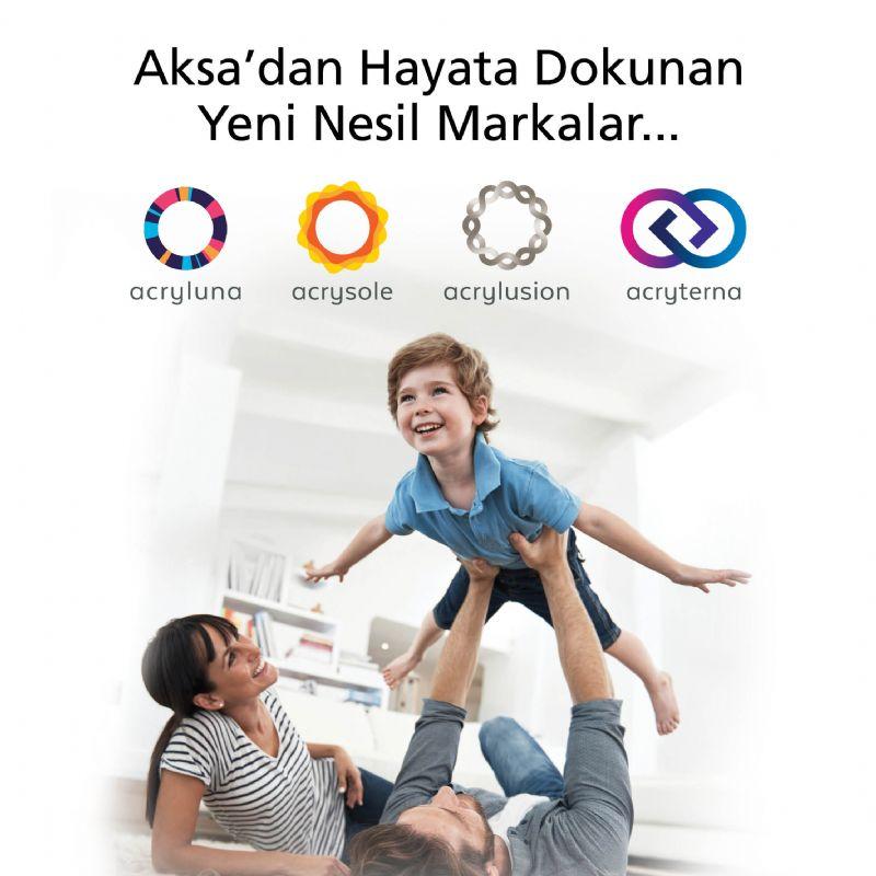 Aksa Akrilik'ten dört yeni marka
